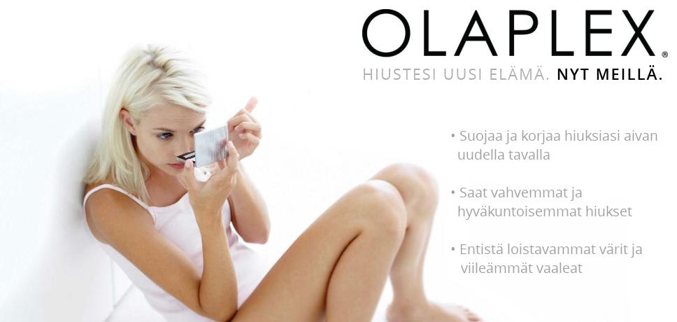 Olaplex - Hiustesi Uusi Elämä